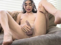Teen Femboi Cutie First Casting Ever!