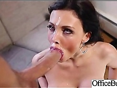 (aletta ocean) Super Wage-earner Girl Fucked Hard In Assignment video-01
