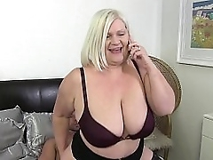 Unfaithful Lacey Starr Rides a Chunky Cock While Her Husband is Retire from