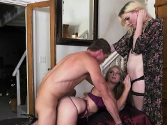 Lisey Dear added to pervy husband making out relating to hot blonde tranny