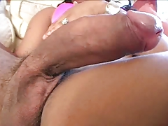 Big cock she-creature Gabrielle